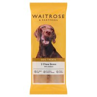 Waitrose chew bones with chicken