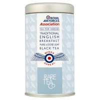 Rare Tea Co RAF tea for heroes battle of Britain
