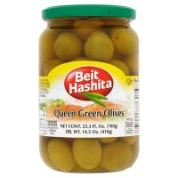 Beit Hasita Queen Green Olives