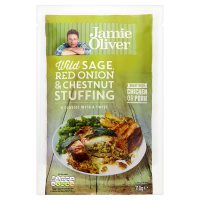 Jamie Oliver Wild Sage, Red Onion & Chestnut Stuffing