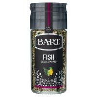 Bart Blends fish