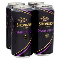 Strongbow dark fruits cider