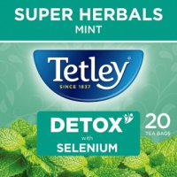 Tetley Super Mint Detox
