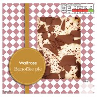 Waitrose banoffee pie
