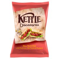 Kettle Discoveries New York Deli with Pastrami