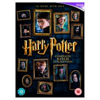 DVD Harry Potter Complete Collection