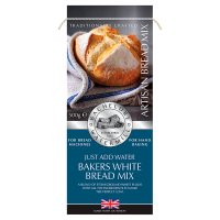 Bacheldre bread mix bakers white