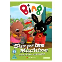 DVD Bing: Surprise Machine