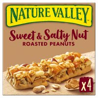 Nature Valley Sweet & Salty Nut Peanut Bars