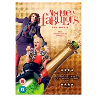 DVD Absolutely Fabulous: The Movie