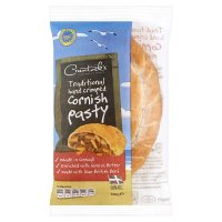 Crantock's traditional Cornish pasty