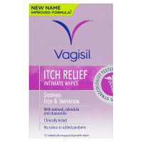 Vagisil Itch Relief Intimate Wipes