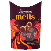 Thorntons praline melts