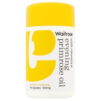 essential Waitrose evening primrose oil