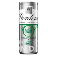 Gordons Gin & Slimline Tonic