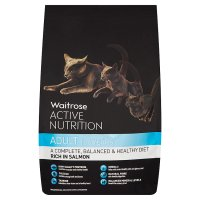 Waitrose active nutrition adult rich in salmon