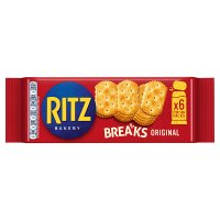 Ritz Breaks original crackers 6 pack