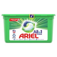 Ariel Actilift 3in1 Pods Washing Capsules 38 washes
