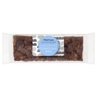 Waitrose Good To Go chocolate cornflake bar