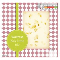 Waitrose Key lime pie