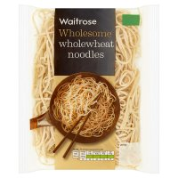 Waitrose Wholewheat Noodles