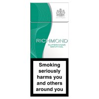 Richmond menthol superkings