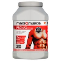 Maxi Muscle Promax Strawberry Powder