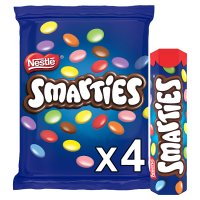 Smarties tube multipack