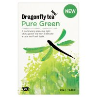 Dragonfly Tea Pure Green 20's