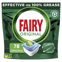 Fairy All in One Original 84 Capsules