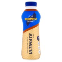For Goodness Shakes protein dark choc