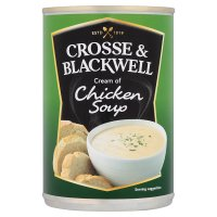 Crosse & Blackwell cream of chicken soup