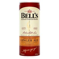 Bell's Whisky & Ginger Ale