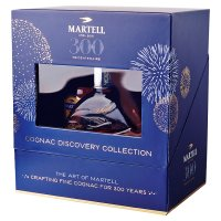 Martell 300 Cognac Discovery Collection