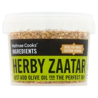 Waitrose Cooks' Ingredients herby zaatar