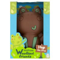 Waitrose woodland friends hop the frog