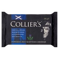 Collier's Powerful Red Scottish Cheddar