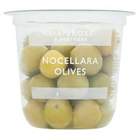 Waitrose nocellara olives