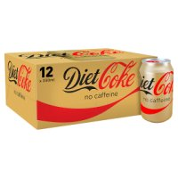 Diet Coke No Calories No Caffine