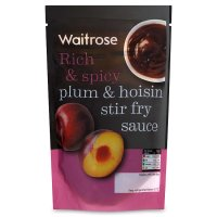 Waitrose plum & hoisin stir fry sauce