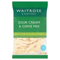 Waitrose sour cream & chive mix