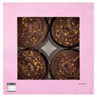 Waitrose chocolate cupcakes