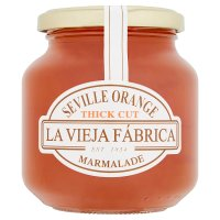 La Vieja Fabrica seville orange thick cut marmalade