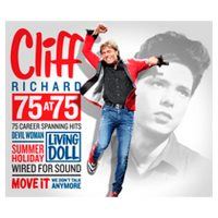 CD Cliff Richard 75 at 75