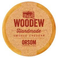 ORSOM Woodew Smoked Cheddar