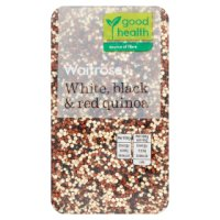 Waitrose LOVE life White, Black & Red Quinoa Seed Mix