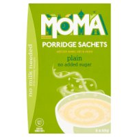 MOMA plain no added sugar porridge