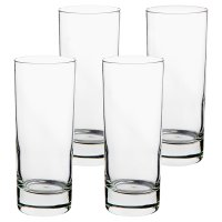 essential Waitrose 4 hi-ball tumblers