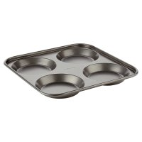 Waitrose Cooking Non-Stick Yorkshire Pudding Pan