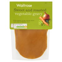 Waitrose Vegetable Gravy
